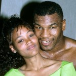 Robin Givens and Mike Tyson. (Photo: Archive)