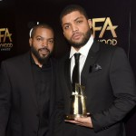 Ice Cube and O'Shea Jackson Jr. (Photo: Archive)
