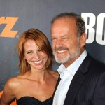 Kelsey Grammer and Kayte Walsh. (Photo: Archive)