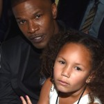 Jamie Foxx and Annalise Bishop. (Photo: Archive)