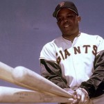 Willie Mays. (Photo: Archive)