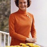 7. Betty Ford. (Photo: Archive)
