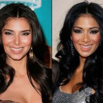 Roselyn Sanchez and Nicole Scherzinger. (Photo: Archive)