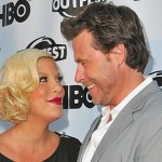 Dean McDermott and Tori Spelling. (Photo: Archive)