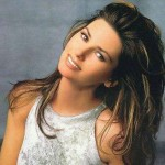 Shania Twain. (Photo: Archive)