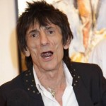 Ronnie Wood. (Photo: Archive)