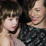Milla Jovovich and Ever Anderson. (Photo: Archive)