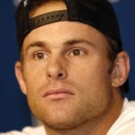 Andy Roddick is afraid of rabbits. (Photo: Archive)