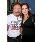 Danny Bonaduce and Amy Railsback. (Photo: Archive)