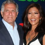 Julie Chen and Les Moonves. (Photo: Archive)