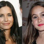 Courteney Cox and Coco Arquette. (Photo: Archive)
