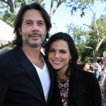 Lana Parilla and Fred Di Blasio. (Photo: Archive)
