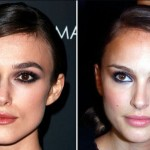 Keira Knightley and Natalie Portman. (Photo: Archive)