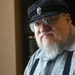 George RR Martin. (Photo: Archive)