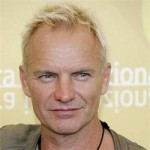 Sting. (Photo: Archive)