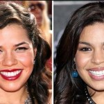 America Ferrera and Jordin Sparks. (Photo: Archive)