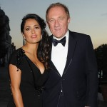 Salma Hayek and François-Henri Pinault. (Photo: Archive)
