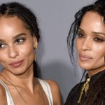 Lisa Bonet and Zoë Kravitz. (Photo: Archive)