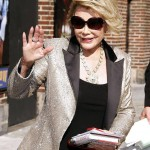 Joan Rivers. (Photo: Archive)