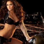 Jaclyn Swedberg in 2012: Harley-Davidson. (Photo: Archive)
