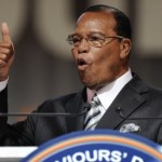 Louis Farrakhan. (Photo: Archive)