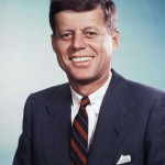 John F. Kennedy. (Photo: Archive)