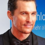 Matthew McConaughey is afraid of revolving doors and tunnels. (Photo: Archive)