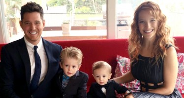 Michael Bublé 'won't sing again' until son is well