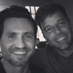 Ricky Martin has announced his engagement to Jwan Yosef. (Photo: Instagram, @ricky_martin)