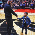 Sources say that Drake's appearance was cut for other reasons, though. (Photo: Instagram, @champagnepapi)