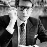 """I have always believed that fashion was not only to make women more beautiful, but also to reassure them, give them confidence"" - Yves Saint Laurent. (Photo: Archive)"