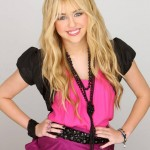 Miley Cyrus – Then. (Photo: Archive)