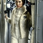 "Princess Leia - The Empire Strikes Back : ""Why you stuck-up, half-witted, scruffy-looking nerf-herder!"" (Photo: Archive)"