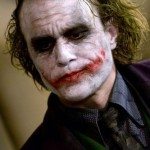 "The Dark Knight - ""Do you want to know why I use a knife? Guns are too quick. You can't savour all the... little emotions. In... you see, in their last moments, people show you who they really are."" (Photo: Archive)"