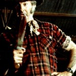 "Wolf Creek - ""I'm going to do something now they used to do in Vietnam. It's called making a head on a stick."" (Photo: Archive)"