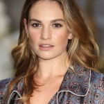 Lily James. (Photo: Archive)