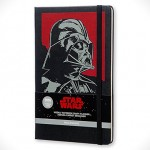 Moleskine Star Wars Weekly Notebook. (Photo: Archive)