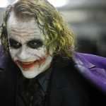 """Why so serious?"" - The Dark Knight, 2008"