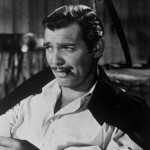 Clark Gable in Gone With The Wind. (Photo: Archive)