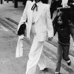 Bianca Jagger. (Photo: Archive)