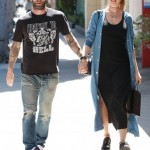 Adam Levine and Behati Prinsloo. (Photo: Archive)