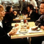"""I'll have what she's having."" - When Harry Met Sally, 1989"