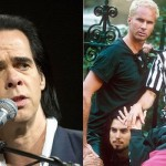 "Nick Cave on Red Hot Chili Peppers: ""I'm forever near a stereo saying, ""What the f*** is this garbage?"" And the answer is always the Red Hot Chili Peppers."" (Photo: Archive)"