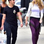 Joe Jonas & Gigi Hadid. (Photo: Archive)