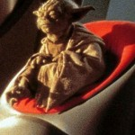 "Yoda - The Phantom Menace : ""Fear is the path to the dark side."" (Photo: Archive)"