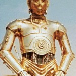 "C-3PO - A New Hope : ""Don't call me a mindless philosopher, you overweight glob of grease."" (Photo: Archive)"