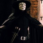 V (V for Vendetta). (Photo: Archive)