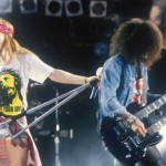 "Axl Rose on Slash: ""In a nutshell, personally I consider him a cancer."" (Photo: Archive)"