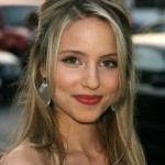 Natural – Dianna Agron. (Photo: Archive)