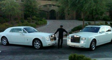 35 celebs who own a Rolls Royce